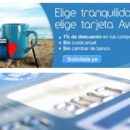 Tarjeta de crédito Visa Avantcard