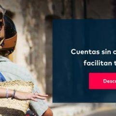 Cuentas sin comisiones Open de Openbank